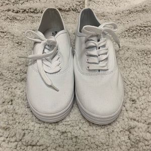 Shoes - White Mossimo Supply Tennis Shoes